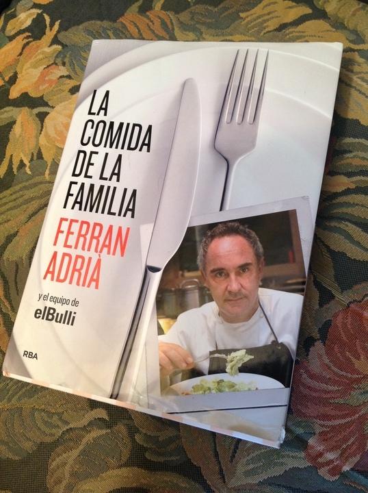 Adri la cocina divertida for Ferran adria comida