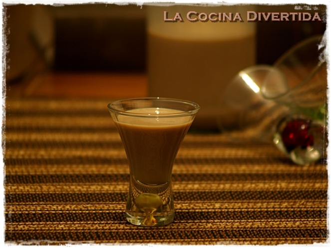 Crema de whisky casera