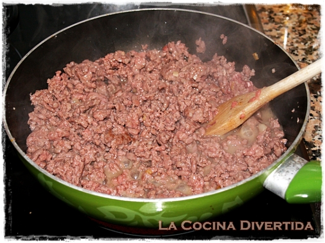 Salsa boloñesa o bolognesa
