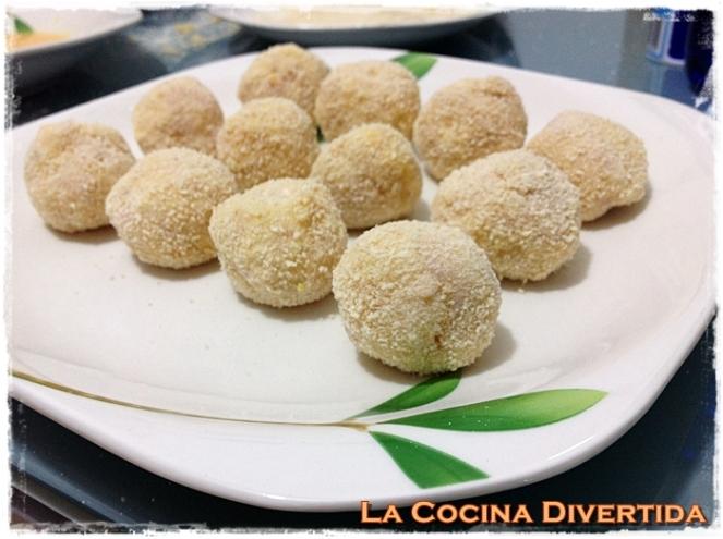croquetas de jamon iberico