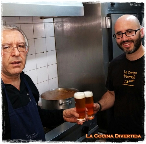 Carrilleras a la cerveza en Calle Mayor