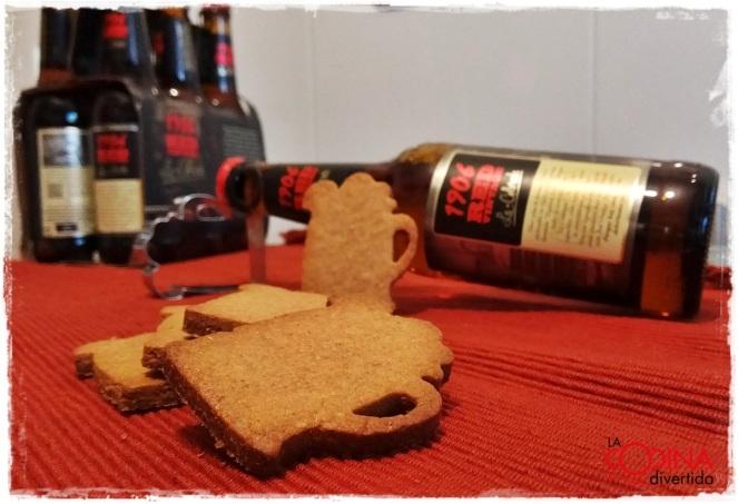 galletas espelta cerveza 1906 red vintage estrella galicia