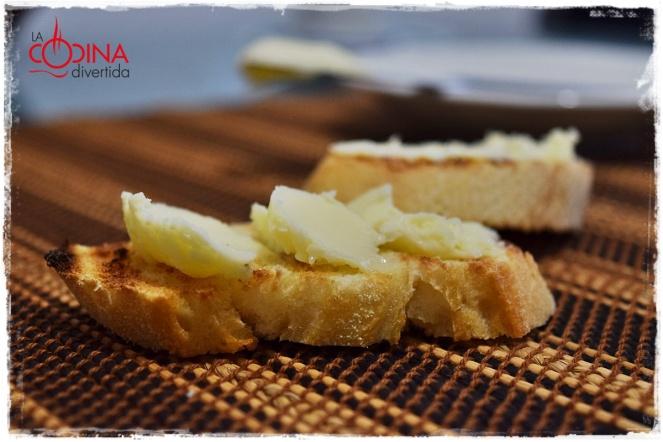 mantequilla casera