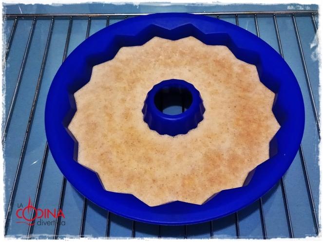 bizcocho galletas maria