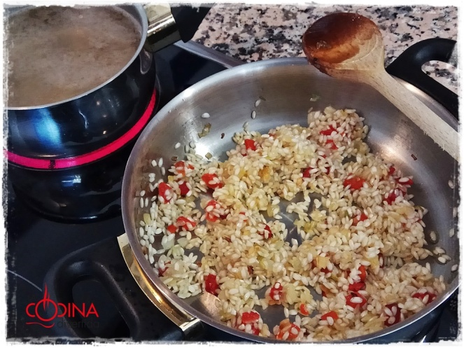 arroz con botillo